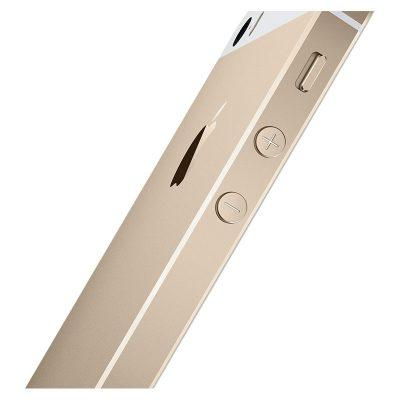 iPhone 5s gold side back image