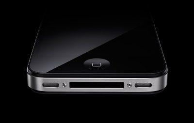 Apple iPhone 4 button specs