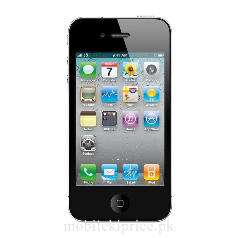 iphone 4 price in Pakistan