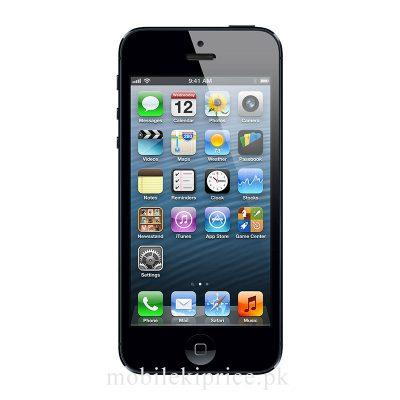 iphone 5 price in Pakistan