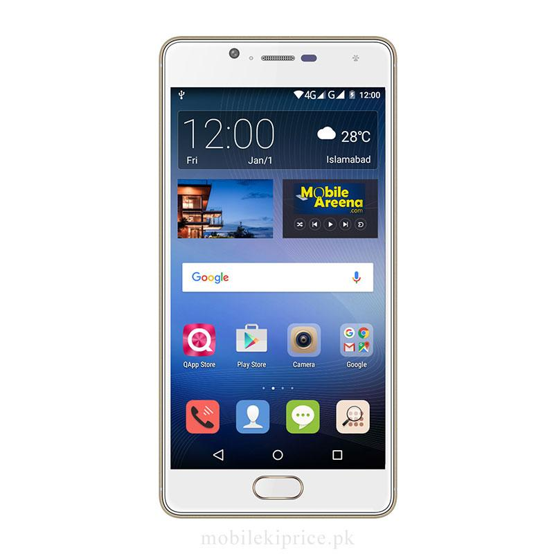 qmobile a6 front picture