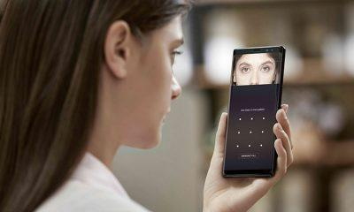 galaxy note 8 iris scanner