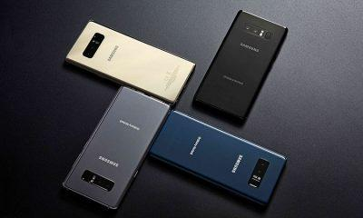 Samsung Galaxy Note 8 Color Options