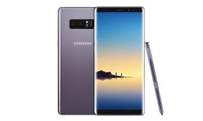 Samsung Galaxy Note 8 grey
