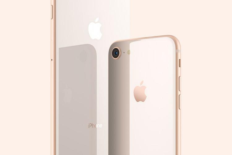 Camera of iPhone 8