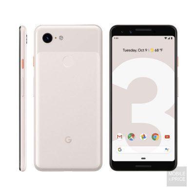 google pixel 3 not pink price