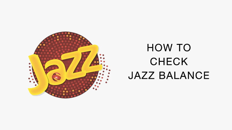 how to check jazz balance code